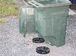 Lot: 69 - (200) Solid Waste Carts