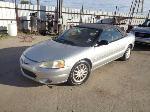 Lot: 6-40798 - 2002 Chrysler Sebring
