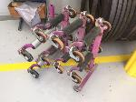 Lot: 19.FL - Jack Type Car Dollies