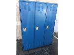 Lot: 22.FL - (3) Lockers