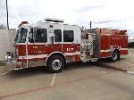 Lot: 37.FL - 1998 Quality Fire Truck Pumper