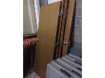 Lot: 54.PU - (5) Solid Wood Doors