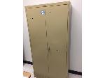 Lot: 55.PU - Five Shelf Metal Cabinet