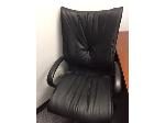 Lot: 62.PU - Blk Highback Office Chair