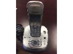 Lot: 92 & 93.PU - Panasonic Cordless Phone & (2) Speaker Boxes w/ Subwoofers