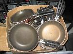 Lot: 112.PU - (20) Heavy Duty Pans