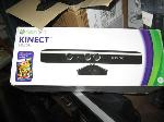 Lot: 123.PU - XBox 360 Kinect & Digital Camera
