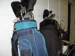 Lot: 127.PU - Golf Clubs