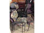 Lot: 132.PU - Chairs, Partition & Marker Board