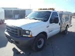 Lot: 17018 - 2004 FORD F350 UTILITY TRUCK