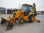 Lot: 17024 - 1996 JCB 214RIT LOADER BACKHOE