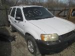 Lot: 528-F62738 - 2001 FORD ESCAPE SUV
