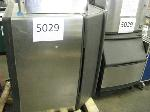 Lot: 5029 - MANITOWOC ICE MAKER w/ BINS & CART