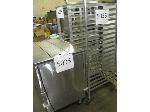 Lot: 5035 - MOD U SERVE MILK COOLER w/ TRAY RACK