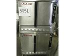 Lot: 5051 - BLODGETT DOUBLE OVEN