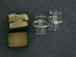 Lot: 2085 - 14K/18K WEDDING SET & 10K RING