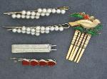 Lot: 2093 - HAIR PINS & BARRETTE