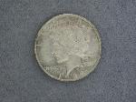 Lot: 2107 - 1923 PEACE DOLLAR