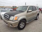 Lot: 03-97155 - 2002 Toyota Sequoia SUV