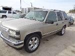 Lot: 14-96635 - 1999 Chevrolet Tahoe SUV