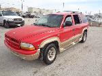 Lot: 22-98993 - 1999 Dodge Durango SUV