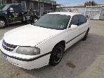 Lot: 24-99122 - 2002 Chevrolet Impala