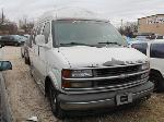 Lot: 031 - 1999 CHEVROLET VAN