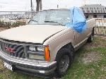 Lot: 033 - 1989 GMC PICKUP