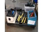 Lot: 489.AUSTIN - Radio Equipment, Stick Readers, Autodiluters
