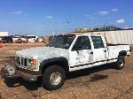 Lot: 02-18192 - 1993 Chevy Crew Cab 3500 Pickup