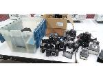 Lot: 02-18211 - (11) Cameras and Attachments