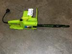 Lot: 02-18224 - Electric Chainsaw