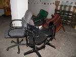 Lot: B07 - (APPROX 7) CHAIRS