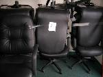Lot: WF07 - (APPROX 9) EXECUTIVE CHAIRS