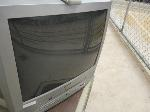 Lot: SP.31 - (2) Benches & TV With Dvd