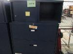 Lot: SP.42 - (2) Lateral Files With Top Cabinet