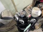 Lot: SP.53 - (2) Golf Bags With Assorted Clubs