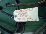 Lot: UV.65 - Crumbliss Diesel Alternator/Starter Tester Machine