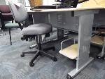 Lot: UV.70 - Dry Erase Board, Table, Chair