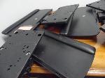 Lot: UV.71 - (5) Workrite Ergonomics Keyboard Trays & Table