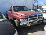 Lot: 236287 - 2001 Dodge Ram 1500 ST Pickup
