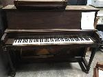 Lot: 05.HA - Hamilton Piano with Bench