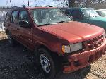 Lot: 11 - 2000 ISUZU RODEO SUV