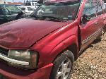Lot: 12 - 2002 CHEVY TRAILBLAZER SUV