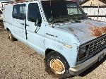 Lot: 28 - 1985 FORD ECONOLINE E150 VAN