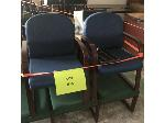 Lot: 15 - Nursing Table, Couch, Chairs, Bench