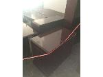 Lot: 16 - Desk, Tables, Shelving, File Cabinet