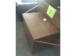 Lot: 18 - Desk, Counter, File Cabinet