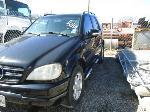 Lot: 343 - 2000 MERCEDES ML340 SUV