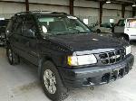 Lot: A5411 - 2000 Isuzu Rodeo 4x4 SUV - Runs